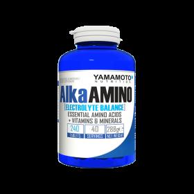 AlkaAmino, Yamamoto Nutrition, 240 tablete