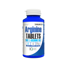 ArgininePRO, Yamamoto Nutrition, 80 tablete