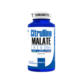 Citrulline Malate, Yamamoto Nutrition, 90 tablete