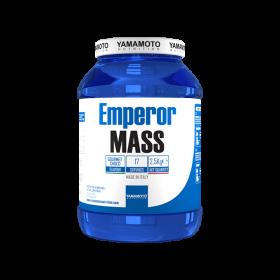 Gainer Yamamoto Nutrition Emperor MASS, 2500 grame, gust de vanilie