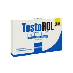 Tribulus Yamamoto Nutrition TestoROL, 40 tablete