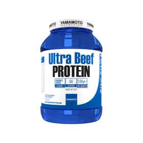 Proteina Yamamoto Nutrition Ultra Beef PROTEIN, 2000 grame, gust de ciocolata