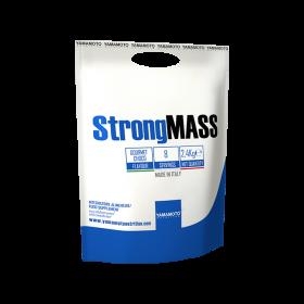 Proteina Yamamoto Nutrition StrongMASS, 2400 grame, gust de ciocolata